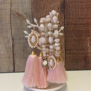 Jewelry - Set of bracelets and earrings